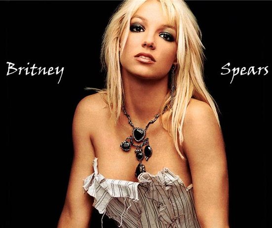 Paroles Britney Spears.