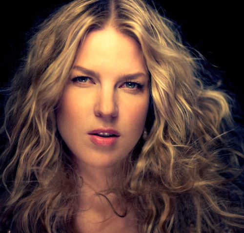Diana Krall lyrics de la chanson du genre Jazz
